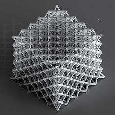 Nano-Architecture | A Caltech scientist creates tiny lattices with enormous potential. | Availability: 3-5 years [Nanotechnology News: http://futuristicnews.com/tag/nanotechnology/ Nanotechnology Books: http://futuristicshop.com/category/nanotechnology-books/]