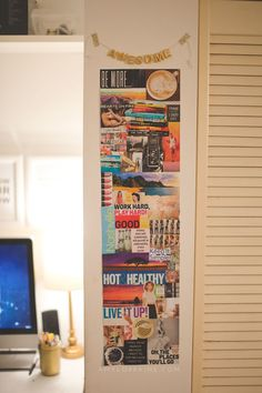 Why You Need A Vision Board | www.amylorraine.com