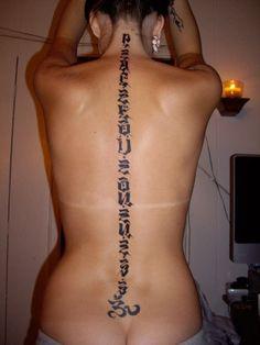 spine..