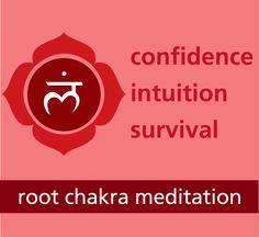 <3 °Root Chakra meditation