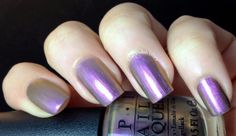 OPI Muppets Most Wanted Collection Swatch