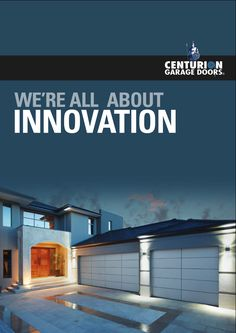 Tracking System, Innovation, Desktop Screenshot, Garage Doors, Brochures, Range, Cookers, Catalog, Ranges