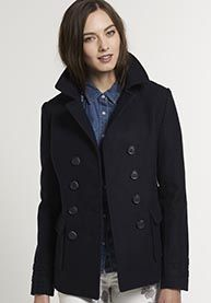 Superdry Liberty Bell Peacoat
