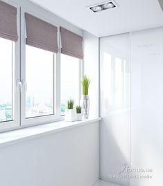 Дерзкий минимализм, ARCHIFORMS studio, Лоджия/Балкон, Дизайн интерьеров Formo.ua