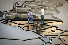 waterline museum | detail ~ studio anne holtrop