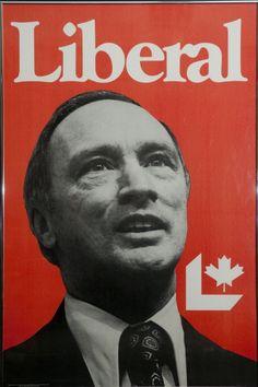 Trudeau election poster