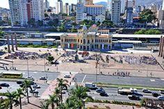Belo Horizonte ('beautiful horizon' in Portuguese) is Brazil's third largest metropolitan area. However, unlike most South American cities,