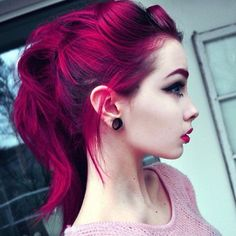How to Dye Your Hair Purple-Purple hair is fun and interesting. Discover how to dye hair purple and stand out from the crowd with this vibrant color...