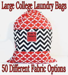 large laundry bag monogrammed and personalized by ColorStyleDesign Graphic Design Services, Custom Logo Design, Custom Logos, Logan, Laundry Bags, 3 Logo, Watercolor Logo, Branding, Professional Logo