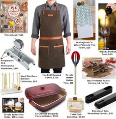 Kitchen prep: Cook up some holiday cheer with new gear for the heart of your home