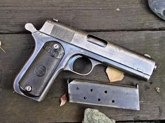 Colt M1903 Pocket Hammer - 1911Forum Loading that magazine is a pain! Excellent loader available for your handgun Get your Magazine speedloader today! http://www.amazon.com/shops/raeind