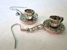 Tea for two ears by WhimsicalSoulDesign on Etsy