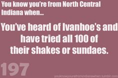 Ivanhoes -- YUM!!!!