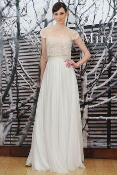 Mira Zwillinger Spring 2015 Wedding Dresses   Weddingbells