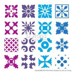 여러가지 스타일의 격자 무늬 문양 세트. 오리지널 패턴과 문양 시리즈. (BPTD020182) Various styles of Round grid Sets. Original Pattern and Symbol Series. Copyrightⓒ2000-2014 Boians.com designed by Cho Joo Young.