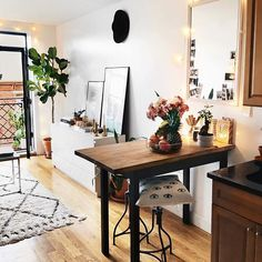 From Gut to Gorgeous: A Complete Studio Apartment Makeover | Ideas ...