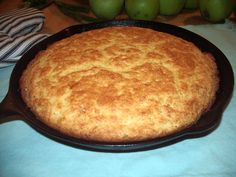 World's Best Cornbread Recipe - This IS my recipe (except I use self-rising flour and omit salt, baking powder). I also put the butter and oil in the skillet to preheat. Then, I pour just a bit into my batter and stir a couple of times before pouring into skillet. -- D
