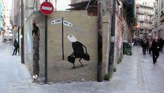 Enigmatic Street Art by Escif   Abduzeedo Design Inspiration & Tutorials