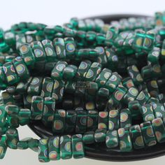 600 Preciosa Czech Glass Fire Polished Round Beads 4mm Light Sapphire Vega coat.
