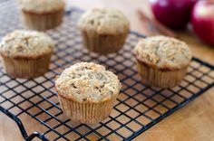 Apple Paleo Muffins - Cook Eat Paleo I just made these and the kids love them! - Kadi