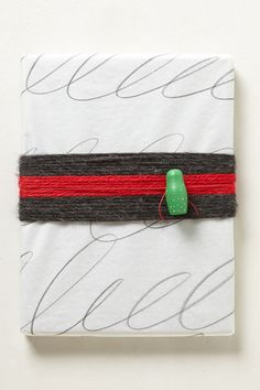 """""""Grab a sheet of plain white paper and freehand-scribble on it. Yarn and string are cheap and plentiful, so you can use lots of it. The matr..."""