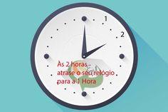 Atenção: Domingo os relógios atrasam para a hora de Inverno | Portal Elvasnews