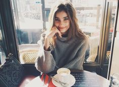 coffee break turtleneck