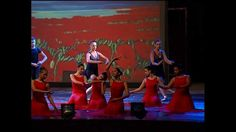 The peaceful narration of a poppy @ Mitsi Laoudi's Dance School Show, Vo...