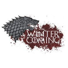 Winter Is Coming - House Stark by Madex