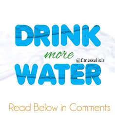 "@fitnesselixir's photo: ""The more you exercise, the more important it is to drink the right amount of water before, during, & after your workouts. People differ a lot in body size, how much they sweat, the type and amount of exercise they do, and the climate in which they exercise. So ""one-glove-fits-all"" rule cannot apply. Dehydration can make it hard to get the most out of your workout, & in extreme situations, can even be dangerous to your health. Mild ..."
