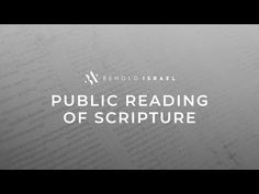 Public Reading of Scripture: Pastor Mike Golay, February 2020 Todays Reading, New Bible, February 9, Bible Teachings, New Books, Public, Romans, Social Media, Current Events