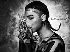 "Taeyang's ""RINGA LINGA"" Concept #wallpaper"