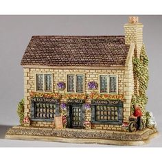 Lilliput Lane - Bakewell Pudding | British Collection, England | Lilliput Lane Cottages
