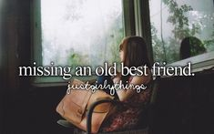 yes. I really do miss you