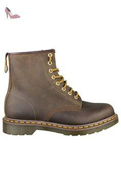 Dr Martens DM'S 1460 11822200 Motif Crazy Horse Bottines 8 œillets Marron - Marron - marron, - Chaussures dr martens (*Partner-Link)