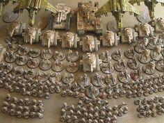 The Painting Bunker Warhammer Imperial Guard, 40k Imperial Guard, 40k Armies, Warhammer Models, The Grim, Warhammer 40000, Space Marine, Miniatures, 40k Terrain
