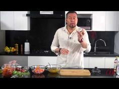 YouTube Preserves, Pickles, Chef Jackets, Food And Drink, Recipes, Youtube, Internet, Canning, Shape