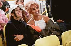 Photo Essay: On set with RAYE x Charli XCX