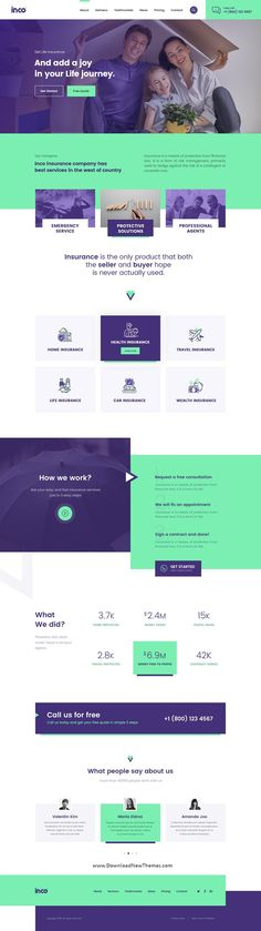 Buy Inco – Creative Multipurpose PSD Template by IncoTheme on ThemeForest. Inco is a clean, creative, elegant and modern design that allows you to build a stunning websites, This template is a. One Pager Design, Design Ios, Web Design Studio, Custom Web Design, Page Design, Flat Design, Interface Design, Modern Design, Graphic Design
