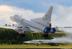 Tupolev Tu-22M-3 supersonic aircraft