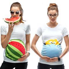 Choice of Adorable Maternity Shirts