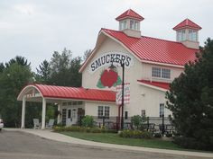 Smuckers Headquarters - Orrville, Ohio  - http://en.wikipedia.org/wiki/Orrville,_Ohio