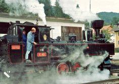 The Murtalbahn Railroad - Murau, Austria by Dave Therrien on Steam Locomotive, Austria, Train, Club, Trains, Paths, Iron, Strollers