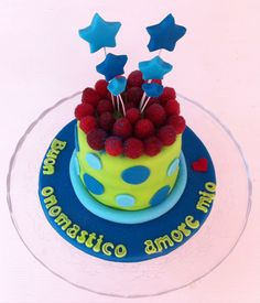Vaniglia & Co.'s cakes.