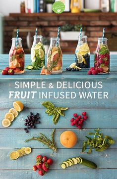 Bored with regular water? Use leftover fruits and herbs to add some zingy flavors to your favorite drink! More recipes and ideas on blog.hellofresh.com ➜ Use code HELLOPIN35 at checkout to save $35 on your 1st HelloFresh box! End date: 12/31