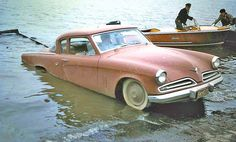 1953 Studebaker Coupe :: Friday Fifties and Sixties Kodachrome Images | The Old Motor