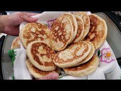 Gorditas de azucar - YouTube Sweet Gorditas Recipe, Gorditas Recipe Mexican, Mexican Empanadas, Mexican Bread, Mexican Dishes, Mexican Food Recipes, Breakfast Recipes, Snack Recipes, Dessert Recipes