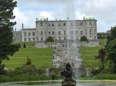 Powerscourt Estate is one of the most exquisite region estates in Ireland. Situated in the mountains of Wicklow on 1000 acres (404 hectares), it was originally an essential strategic site for the Anglo-Normans who came to Hibernia in the 12th century.