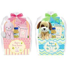 Assorted Baby's First Easter Basket, 5 pc