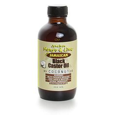 Jamaican Black Castor Oil $7.95 Massage this oil into your hair or onto your skin to deeply moisturize, soften, and refresh. M-P332  Order Here: africaimports.com
